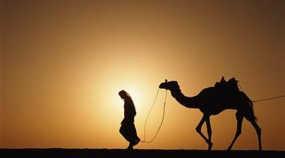 (Audio Short Story- The BEDOUIN AND THE PROPHET (s.a.w